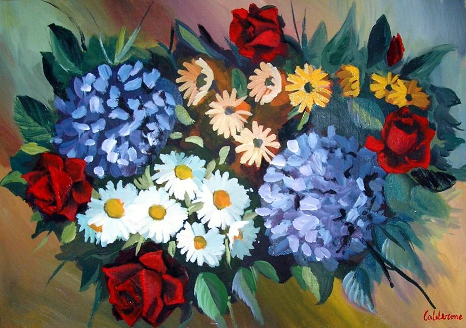 Extrêmement fiori - vendita quadro pittura - ArtlyNow ZR44