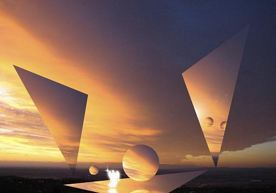 Serie Specchi - piero gentilini - Digital Art