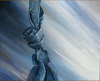 nodo in blu - daniele rallo - mista - 350€