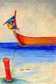 al palo - daniele rallo - Pastelli - 150€