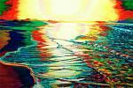 I colori del mare - GRECO Bruno - Acrilico
