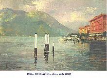 Bellagio - remo faggi - Olio