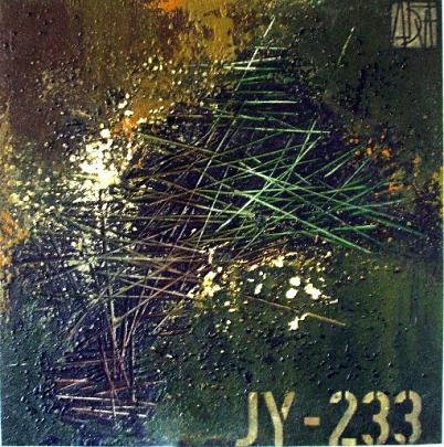 JY-233 - FUCLA - Claudio Furlan  - MATERICO - 600 €