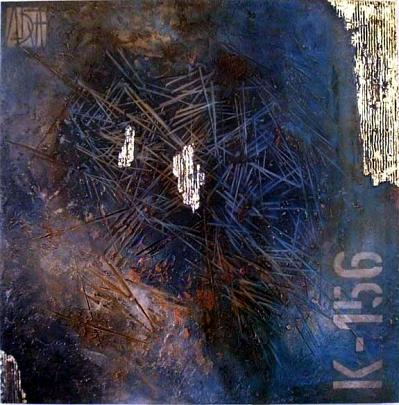 K-156 - FUCLA - Claudio Furlan  - MATERICO