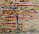 L'albero dell'esistenza - Girolamo Peralta - Olio - 150 €