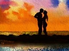 Amore puro - Michele De Flaviis - Digital Art - 120€