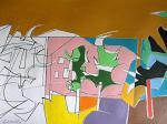 Paesaggio metafisico - Gabriele Donelli - Acrilico