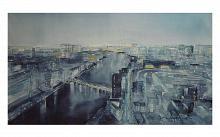 Metropolis-urban II - martinovic svetislav - Acquerello - 360€