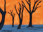 Duna di sabbia(Africa) - Michele De Flaviis - Digital Art