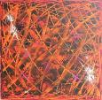 Connessione intergalattica - Girolamo Peralta - Acrilico - 150 €