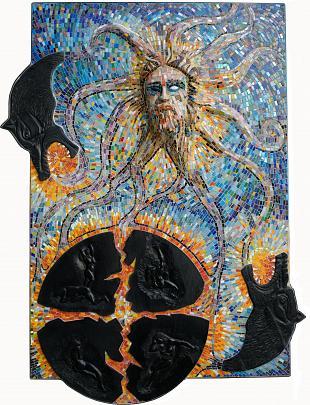 Ragnarok - Davide Altemio - Mosaico