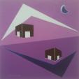 Simmetria aprospettica - Girolamo Peralta - Acrilico - 300 €