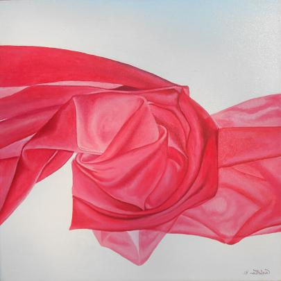 Nodo al vento, nodo d'anima - Carlotta Mantovani - Olio - 500 €