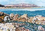 Mare di Sardegna - Pietro Dell Aversana - Acrilico - 95 €