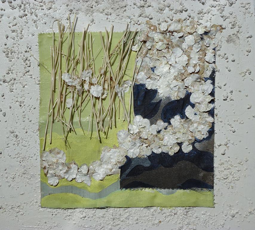 Il mio giardino vendita quadro pittura artlynow - Il giardino di gesso ...