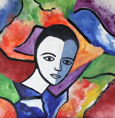 Notte dell'Artista - Olimpia Undari - Olio