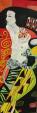 Ammirazione Klimt   , rivisitazione Giuditta - Luana Marchisio - Olio
