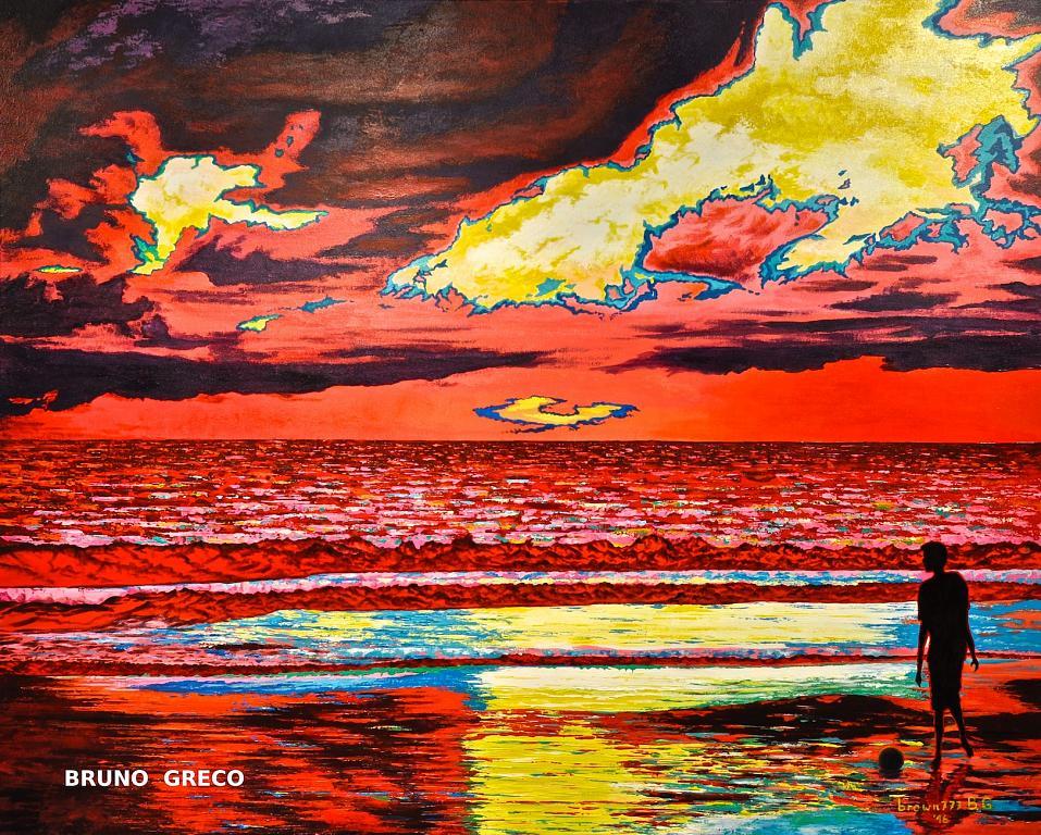 Quadri sul mare la38 regardsdefemmes for Stampe paesaggi naturali