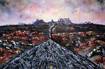 Monument Valley Sunset - Daniela Pasqualini - Acrilico