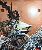 Senza Titolo 1 - Lucio Forte - Olio su Tavola - 950€