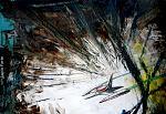 Samson's Starship - Lucio Forte - Olio, acrilico, antirombo, su tavola - 200 €