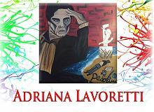 Pasolini - adriana lavoretti - Olio - 350€