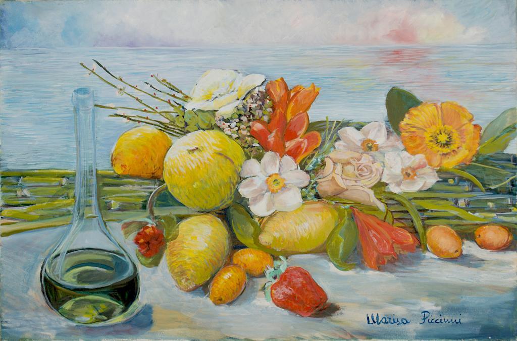 Natura morta vendita quadro pittura artlynow for Quadri facili da dipingere