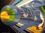 MY WORLD35 - Francesco  Venier - Acrilico
