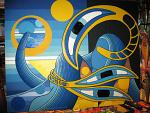 MY WORLD 89 - Francesco  Venier - Acrilico