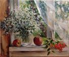 Finestra - Olga Maksimova - Olio - 80€ - Venduto!