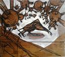 Take Off - Lucio Forte - mista su tavola