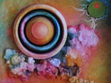 senza titolo - ABELE DE RENZI - arte materica - 2000,00€