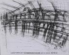 Ex Stabilimento Innocenti - Lucio Forte - Penna ad inchiostro liquido su tela - 300€