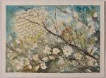 biancospino - fiorella betti - Acquerello - 180€