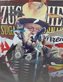 Zucchero - lucio monaco - Collage - 250€