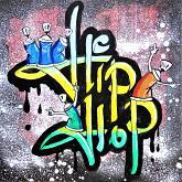 Hip Hop - francesco ottobre - Acrilico - 150€