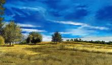 Campagna d'Abruzzo - Michele De Flaviis - Digital Art