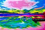 Insieme ... oltre i colori  - GRECO Bruno - Acrilico