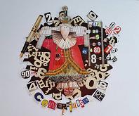 Il commercialista - Viktoriya Bubnova - Collage