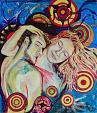 Pieno di passione - Andrea  Schimboeck  - Acrilico