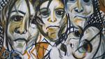 I Prigionieri - Andrea  Schimboeck  - Olio -  €