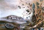 FOGLIE MORTE - GIUSEPPINA LESA - Olio - 350,00€