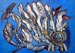 Indian Spirit - Guido Nardo - Acrilico - 150 €