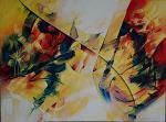 L'alba sulle ali - Mery BLINDU - Acrilico