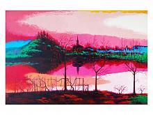 Colori sul lago - GRECO Bruno - Acrilico