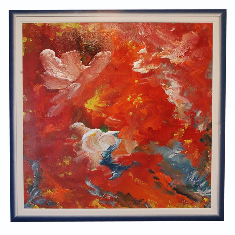 L'anima nel colore - Marisa Milan - Acrilico