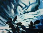 nuvole barocche - daniele rallo - Olio - 100€