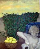 IN GIARDINO - Italo Ferrara - Olio - 1500€