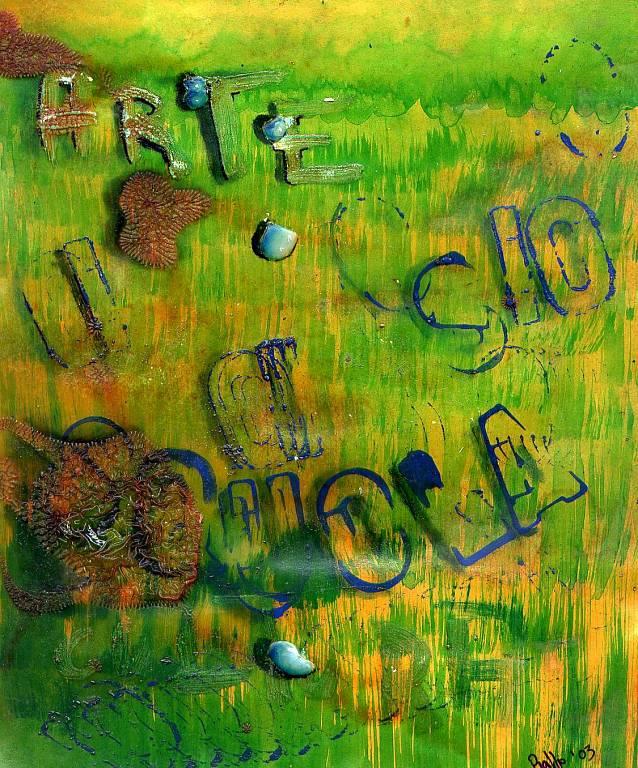 arte...scuola - daniele rallo - mista - 200 €