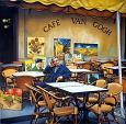 Al Café Van Gogh (Arles) - Salvatore Ruggeri - Olio